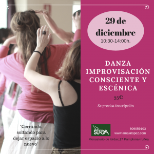 DANZA CONSCIENTE Y ESCÉNICA (1)