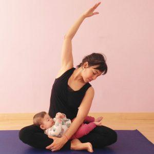 yoga en el postparto
