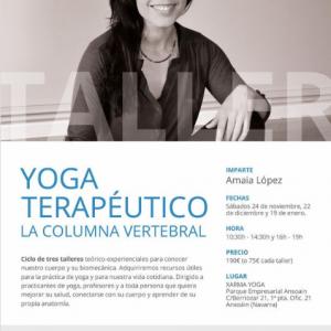 yoga terapeutico espalda