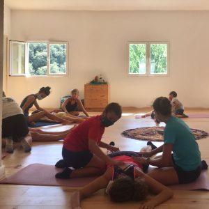 Lurederra masaje y yoga