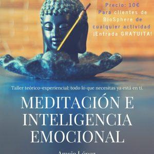 meditación e inteligencia emocional
