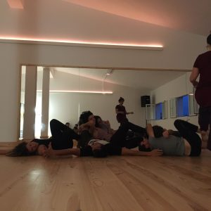 danza creativa contemporánea