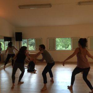 danza imporvisación