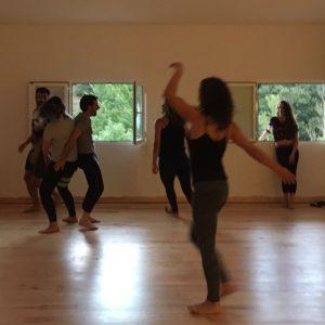 taller danzaterapia