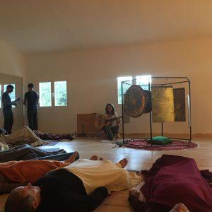yoga sonido